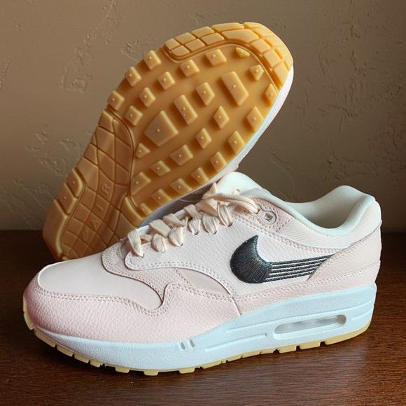 wholesale dealer c1008 f4d52 Nike Air Max 1 PRM Guava Ica   Ice-Gum Yellow. M 5c719098de6f62546b33860f